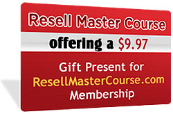 Get a Lifetime Membership to ResellMasterCourse.com