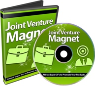 Private Label Rights: Joint Venture Magnet