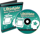 Private Label Rights: Ultimate Note Taking System