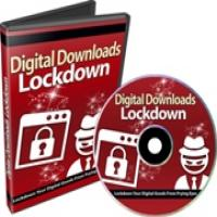 PRIVATE LABEL RIGHTS: Digital Downloads Lockdown