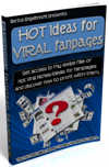 Hot Ideas for Viral Fanpages