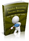 Passive Recurring Income Streams