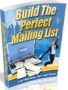 Build the Perfect Mailing List