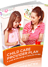 Child Care Provider Plan