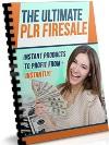 The Ultimate PLR Firesale