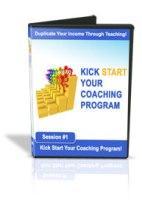 Kick Start Your Coaching Program