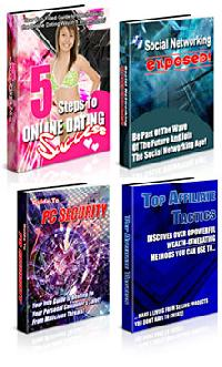 Private Label Ebook Pack