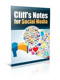 cliffsnotes