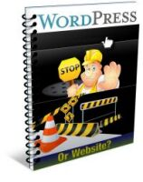 Wordpress or Website Scripts eCover