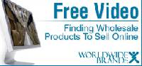 Finding Wholesale Products to Sell Online